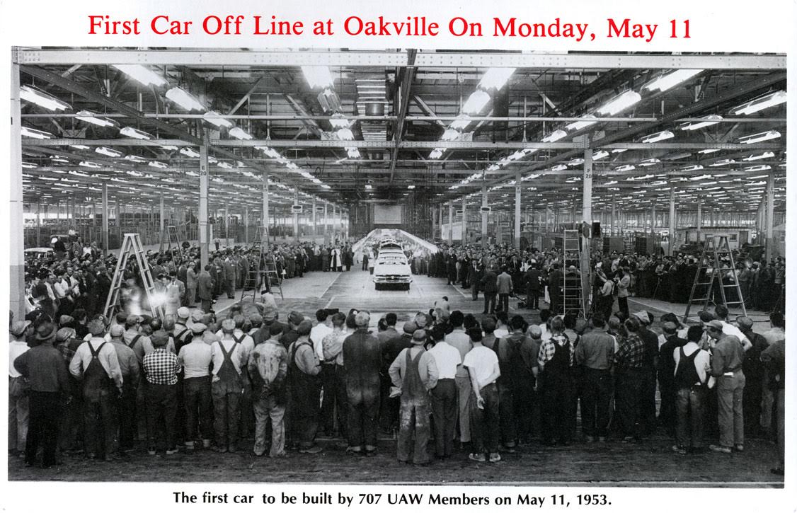 OAC - First Car 1953